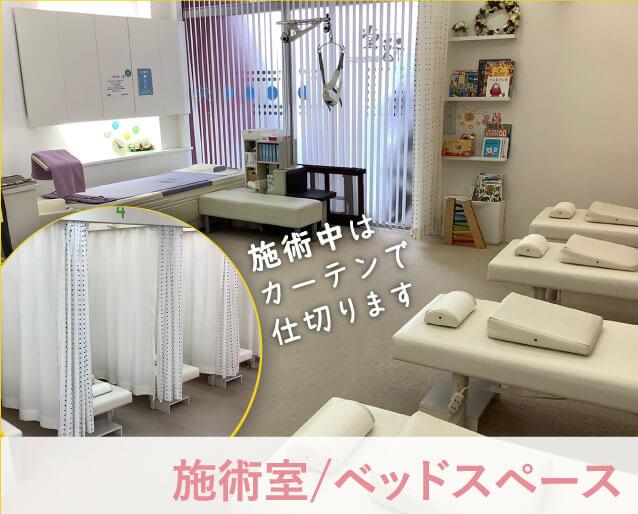 施術室/ベッドスペース