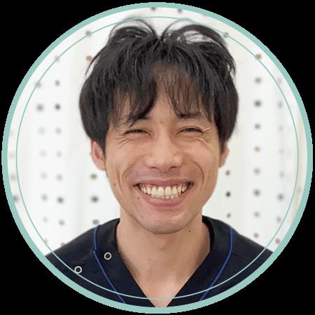 スタッフ 藤井 優樹
